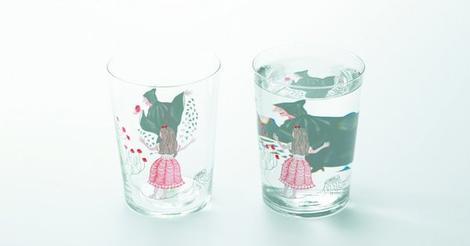 小清新童話故事玻璃杯,讓孩子學習生活中的物理現象
