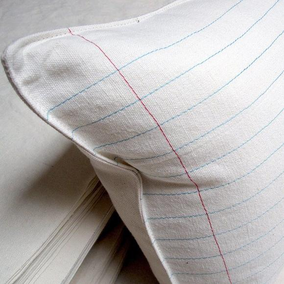 筆記本枕頭適合睡前的靈光一現