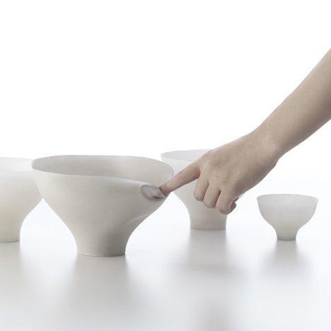 薄如衛生紙的碗