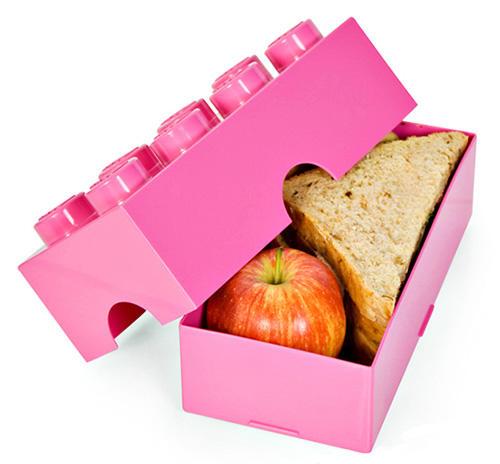 令人「玩」味的Lego Lunchbox樂高便當盒