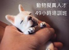 【復刻專題】動物擬真人才培訓