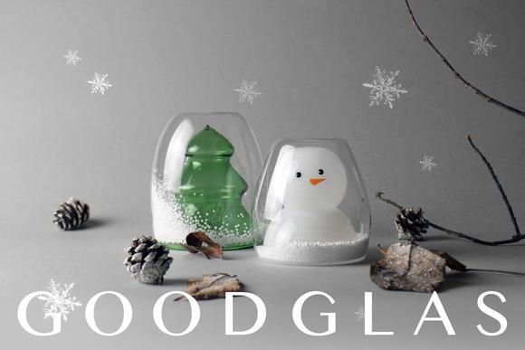 今年聖誕節必買商品『聖誕雙層杯』