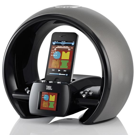好酷的JBL AirPlay iPhone影音系統