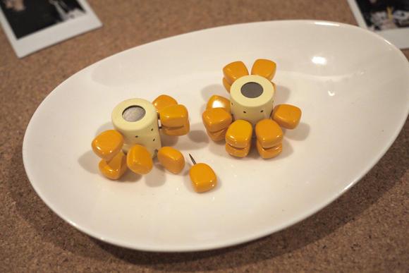 實用又可愛的玉米圖釘