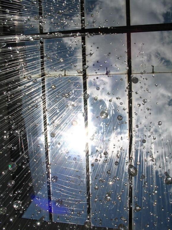 RAIN, Installation
