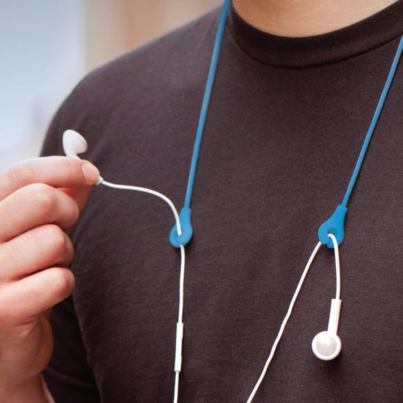 耳機的休息站