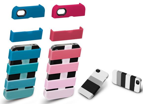 自由拼裝iPhone手機殼