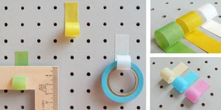 塑化劑加成硬化劑的膠帶掛勾