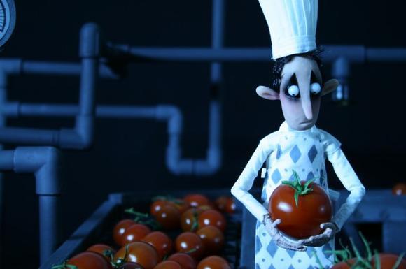 農父為兒打造動畫夢-Ketchup 蕃茄醬-因航空城含恨亡!
