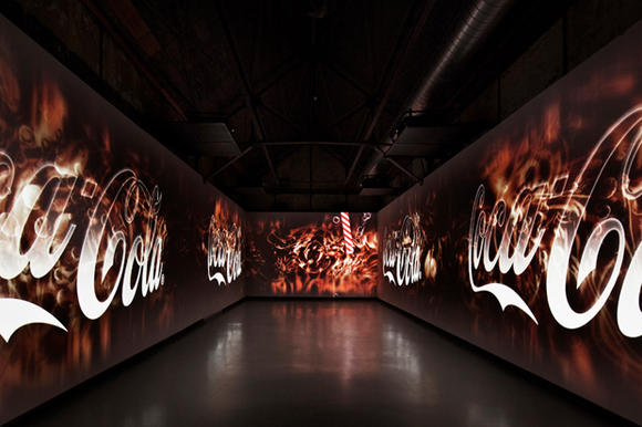Coca Cola - 125th Year 名為未來的可口可樂125週年特展