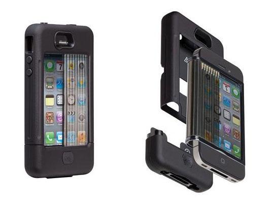 怕你的iphone摔壞嗎 用這來裝吧!