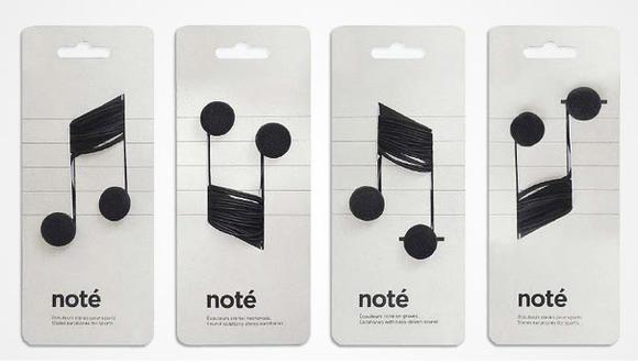 最貼切的耳機包裝