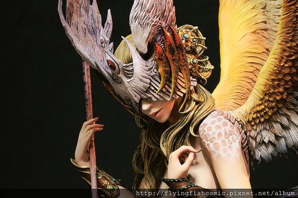「奇幻異境:深邃遊戲」魔幻畫作x立體模型奇幻特展