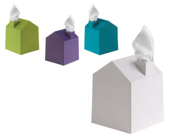 小煙囪面紙盒