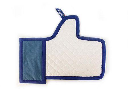 Facebook烹飪手套