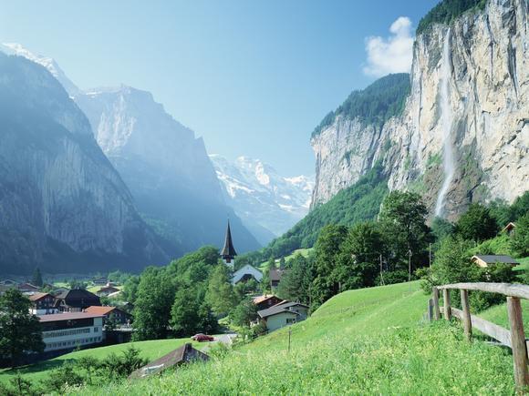 我想去瑞士