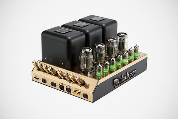 復古帥氣的擴音器 McIntosh MC275