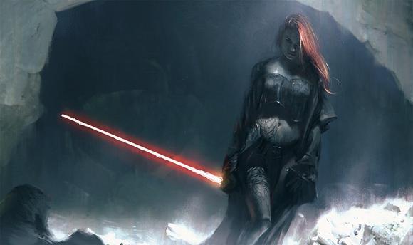 星際大戰缺乏強大而迷人的女性角色?