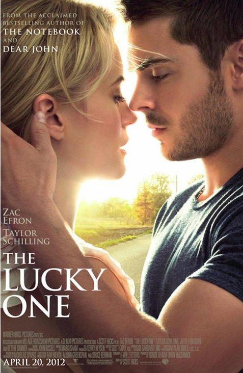 幸運符(The Lucky One) - 片名應該改成飢渴主婦與流浪小犬的性慾福
