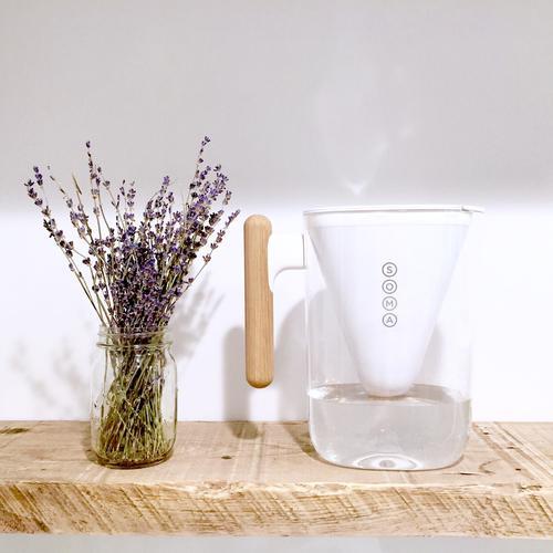 木柄濾水壺10-Cup