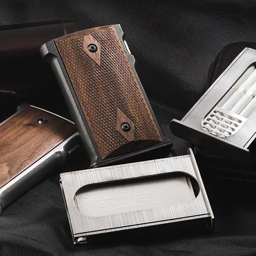 擬真彈藥填裝卡片夾/香煙盒