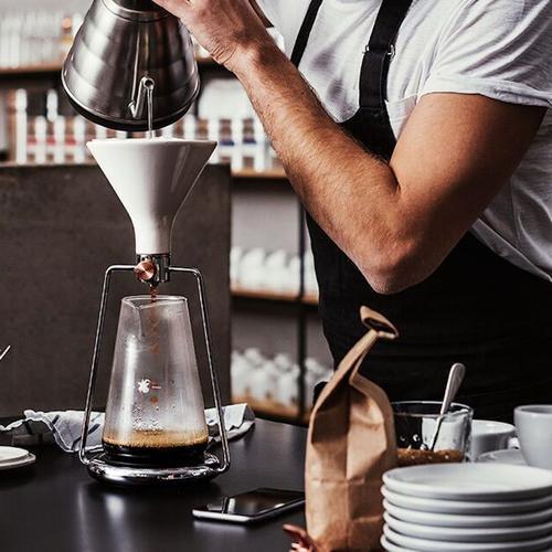 GINA智慧咖啡壺